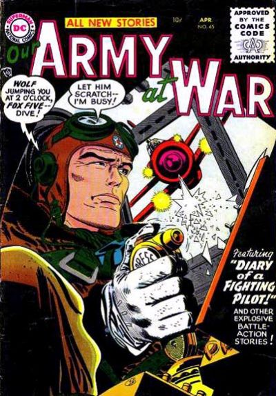 Our Army at War Vol 1 45