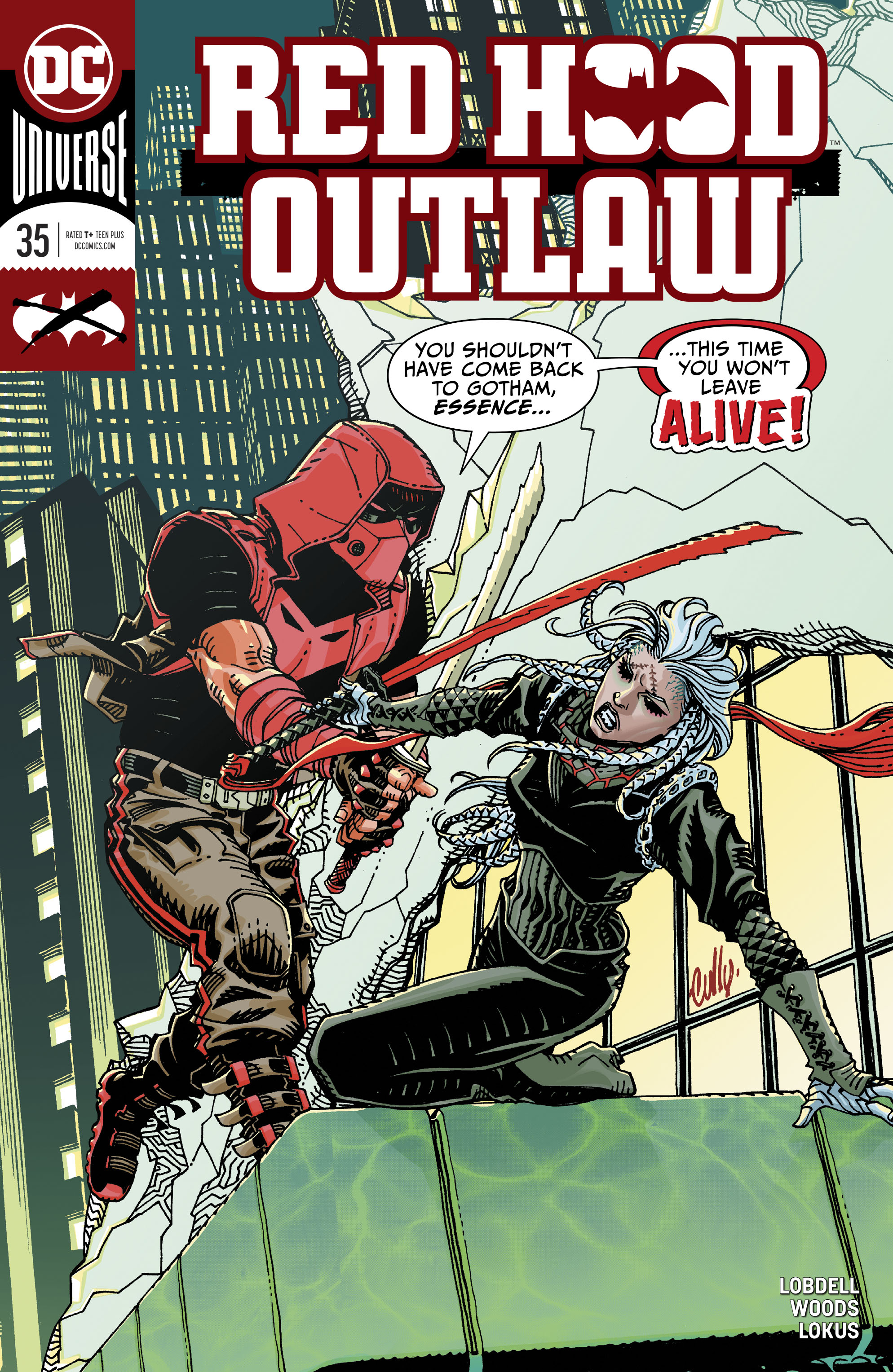 Red Hood: Outlaw Vol 1 35