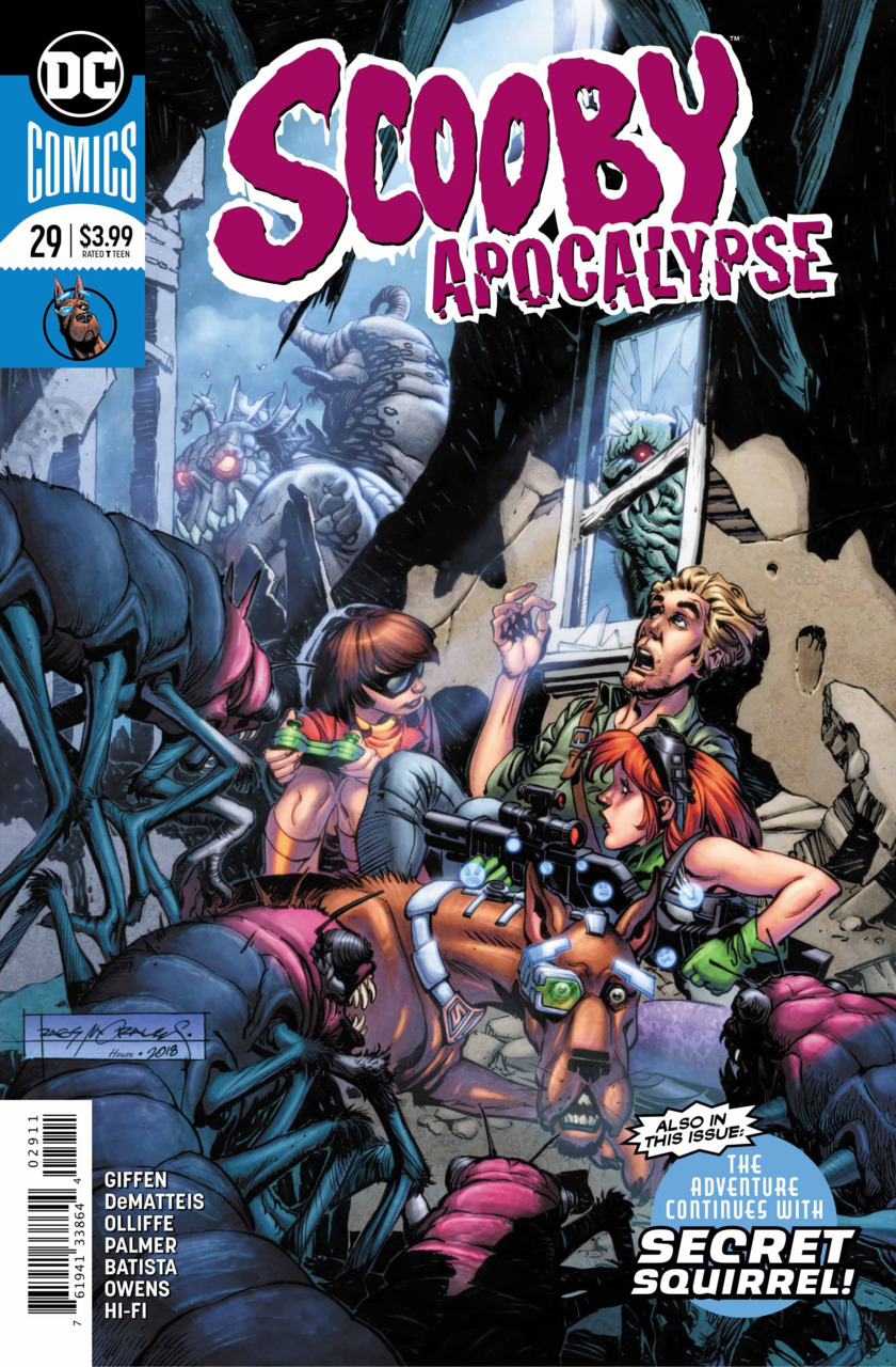 Scooby Apocalypse Vol 1 29