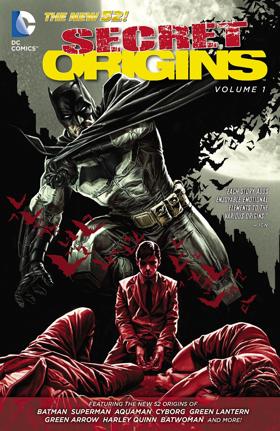 Secret Origins Vol. 1 (Collected)