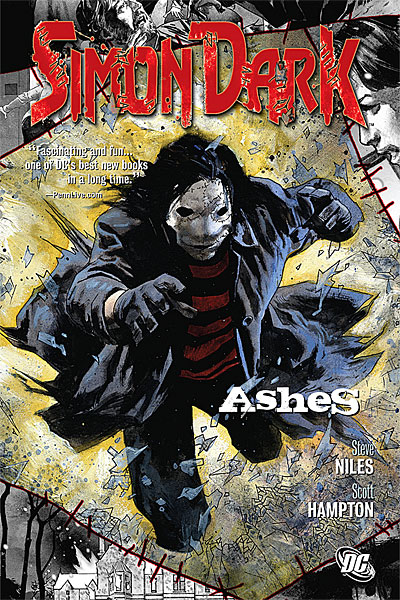 Simon Dark: Ashes (Collected)