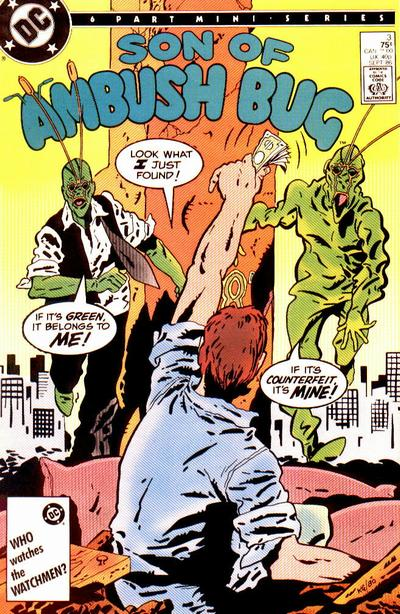 Son of Ambush Bug Vol 1 3
