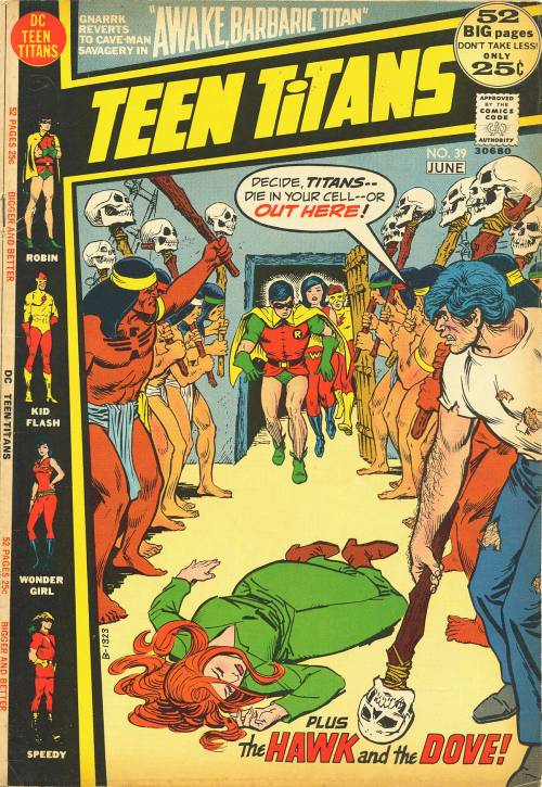 Teen Titans Vol 1 39