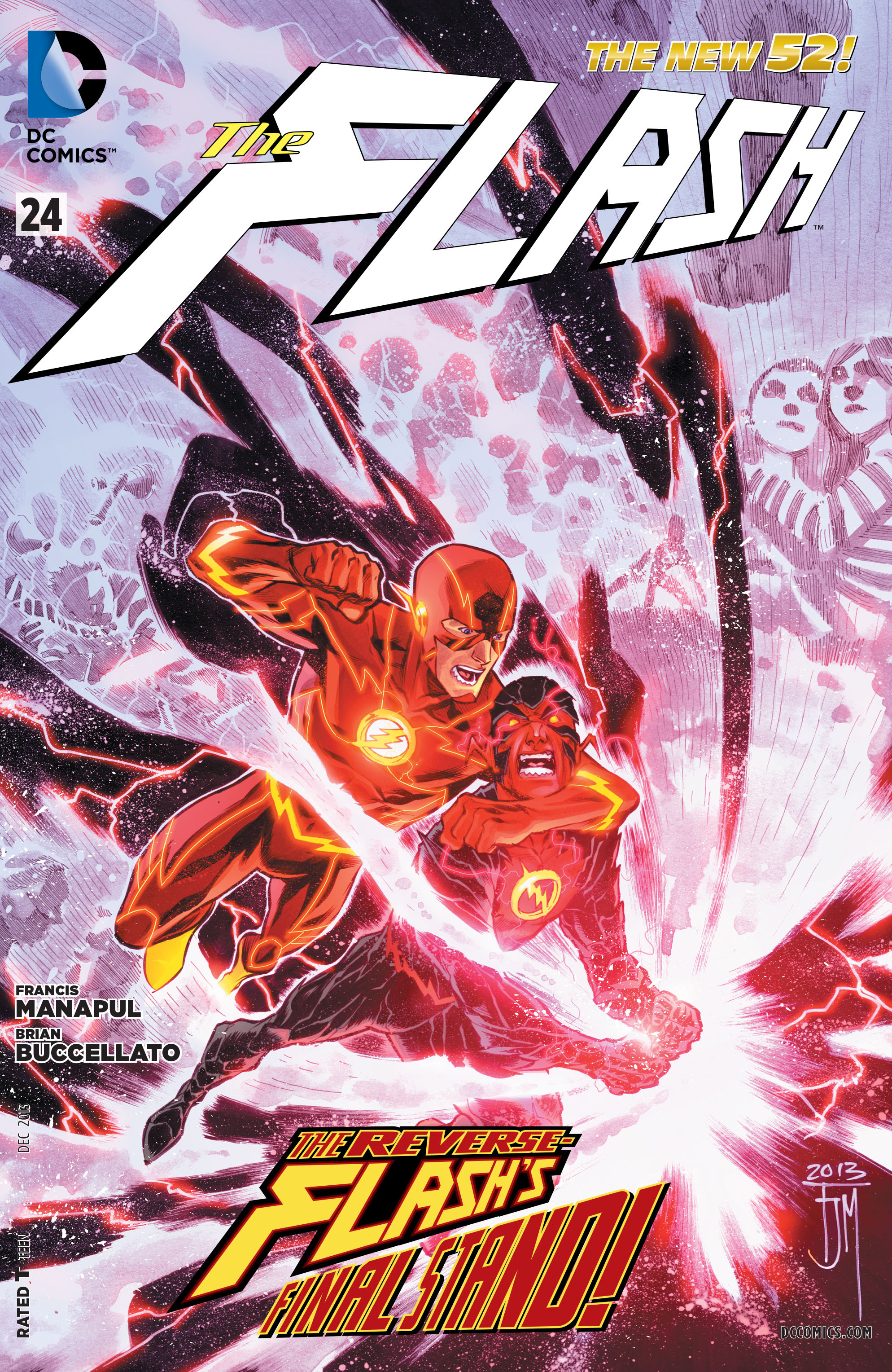 The Flash Vol 4 24