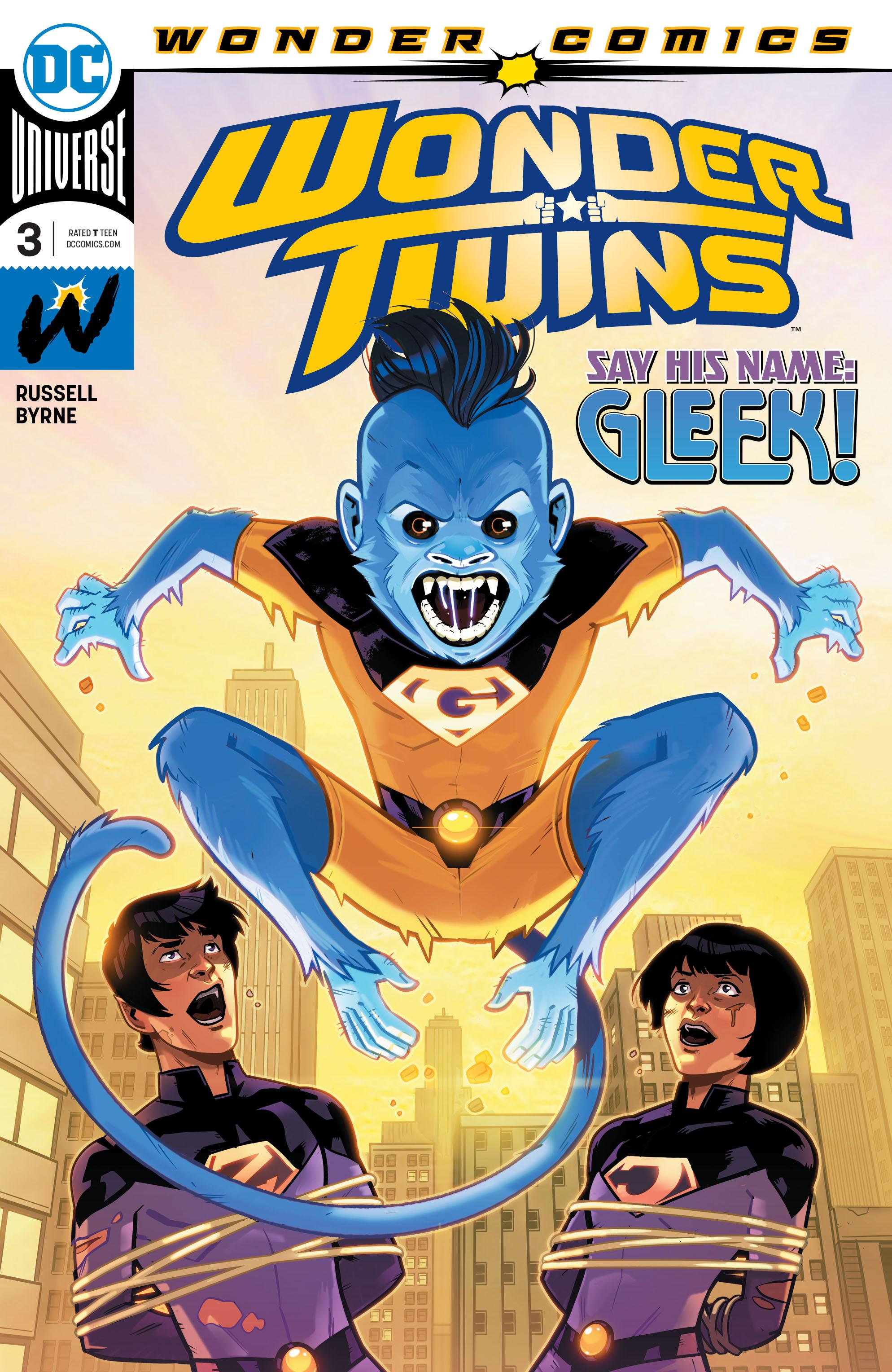 Wonder Twins Vol 1 3