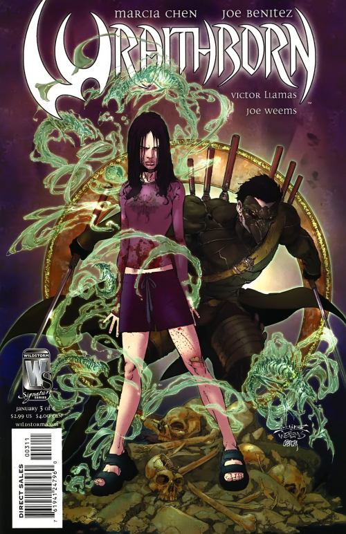 Wraithborn Vol 1 3