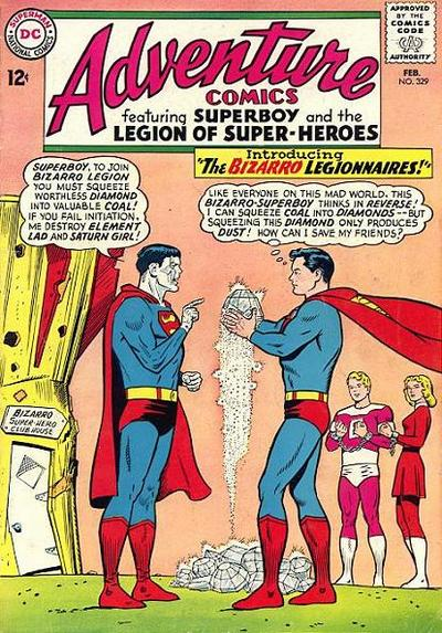 Adventure Comics Vol 1 329