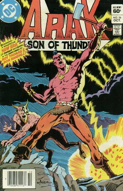 Arak: Son of Thunder Vol 1 26