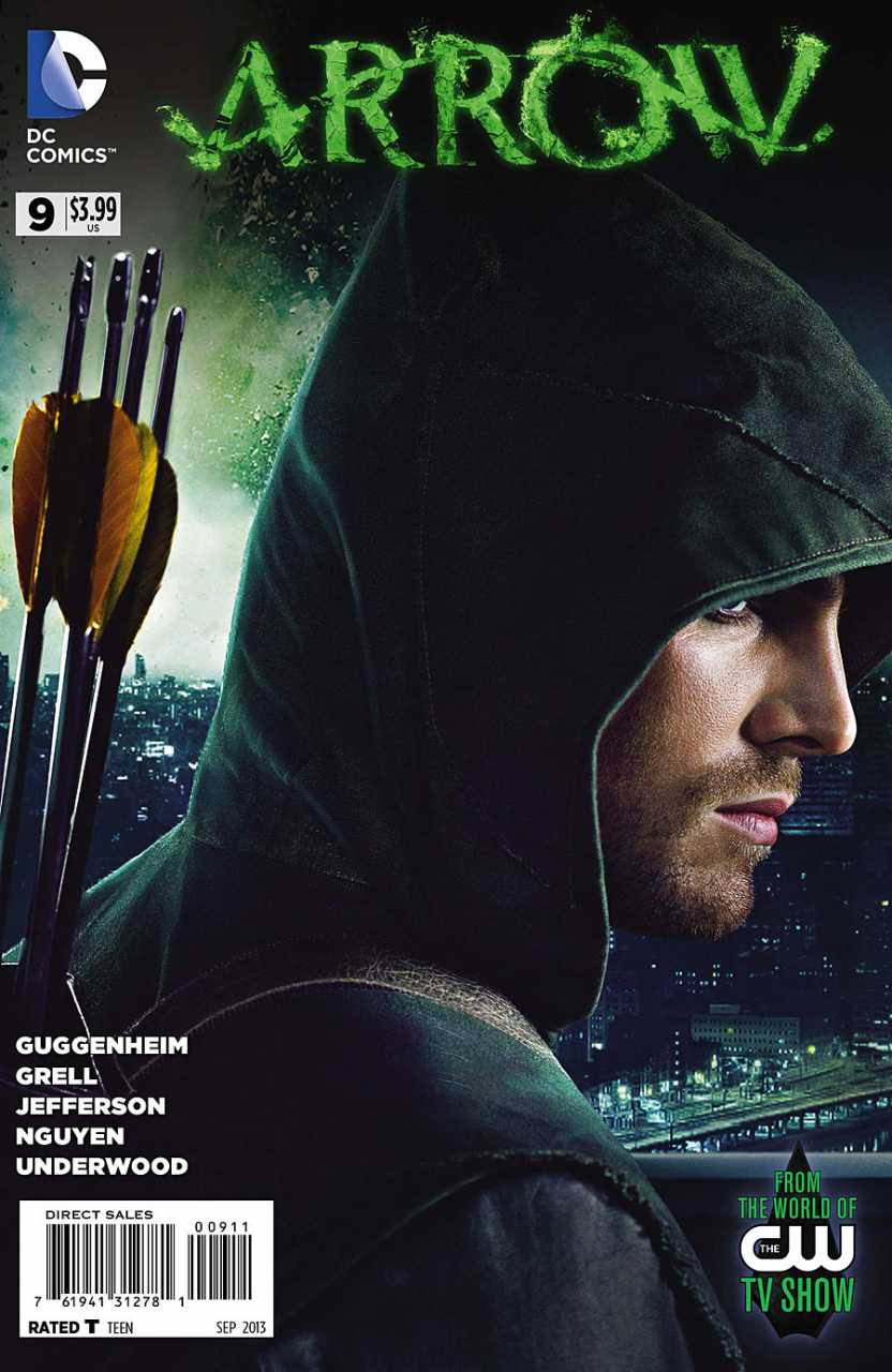 Arrow Vol 1 9