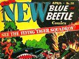 Blue Beetle Vol 1 20