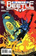 Blue Beetle Vol 7 22