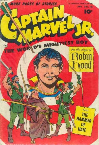 Captain Marvel, Jr. Vol 1 118