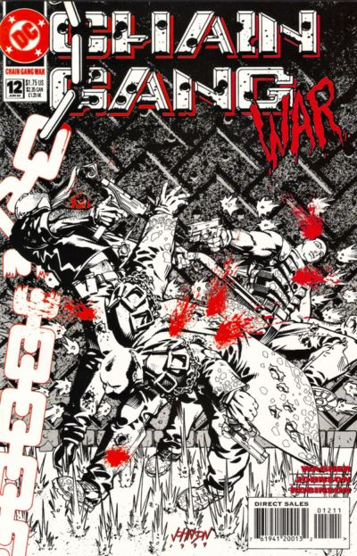 Chain Gang War Vol 1 12