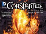 Constantine: The Voice in the Fire (Collected)