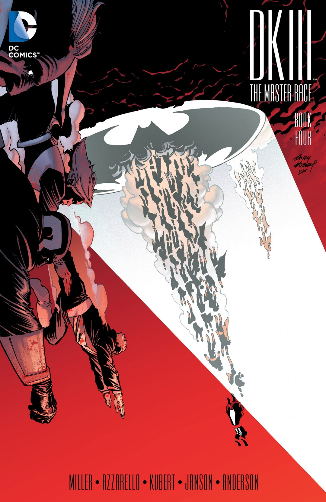 Dark Knight III: The Master Race Vol 1 4