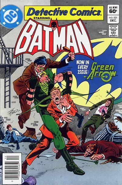 Detective Comics Vol 1 521