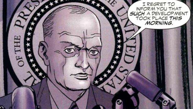 Dwight D. Eisenhower (Earth-30)