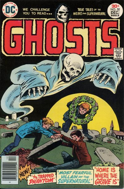 Ghosts Vol 1 50