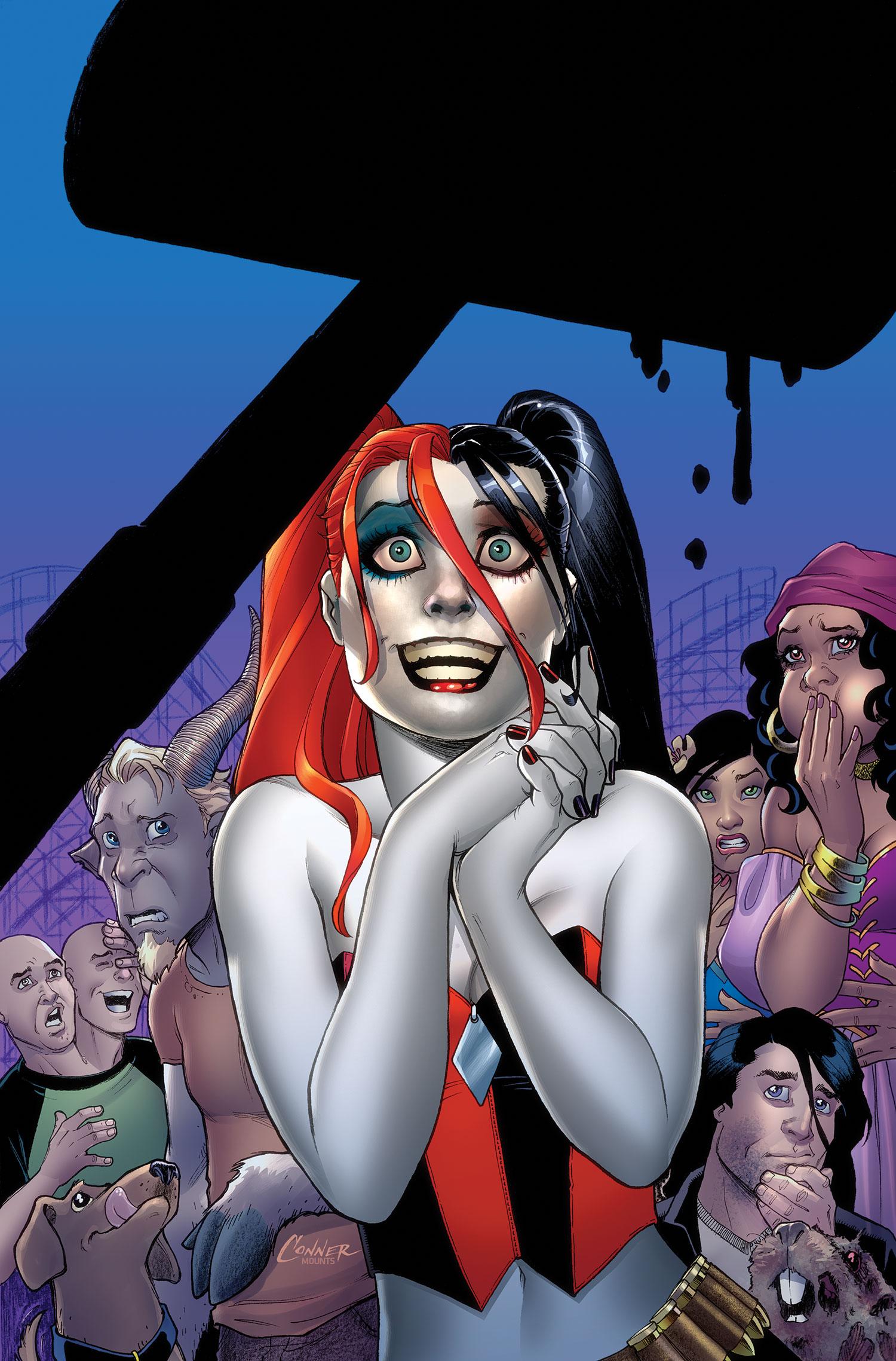 Harley Quinn Vol 2 8 Textless.jpg