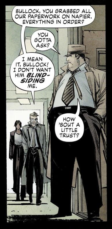 Harvey Bullock (White Knight)