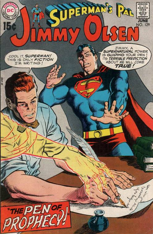 Superman's Pal, Jimmy Olsen Vol 1 129