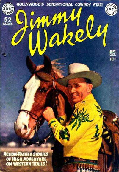 Jimmy Wakely Vol 1