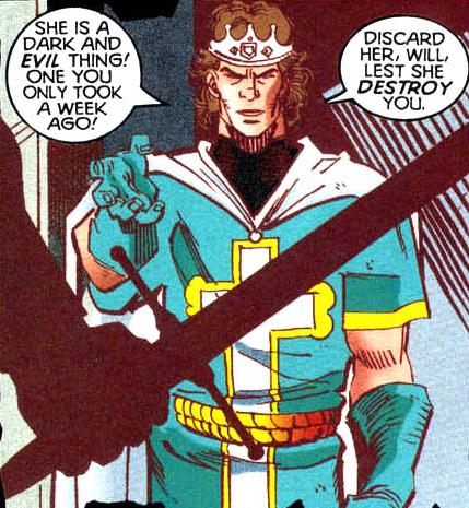 Arthur Pendragon (Earth-9)