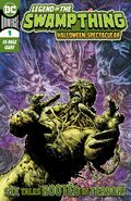 Legend of the Swamp Thing Halloween Spectacular Vol 1 1