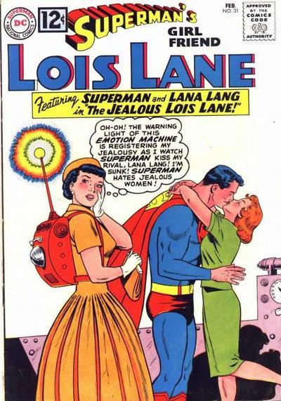 Superman's Girl Friend, Lois Lane Vol 1 31