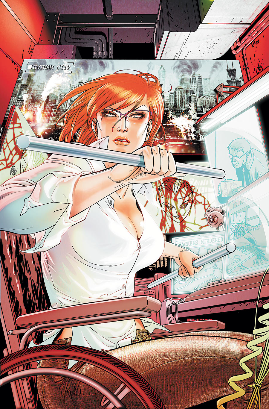 Barbara Gordon (New Earth)