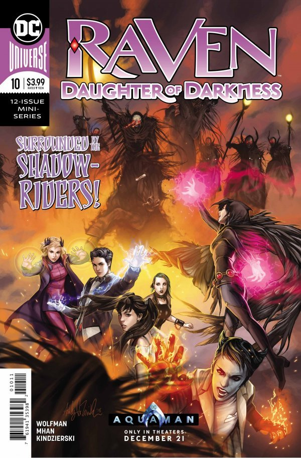 Raven: Daughter of Darkness Vol 1 10