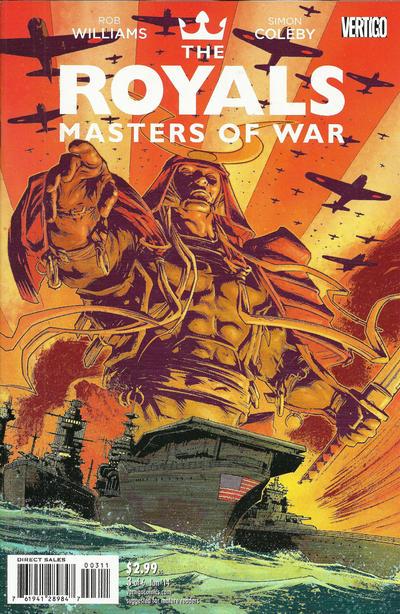 The Royals: Masters of War Vol 1 3