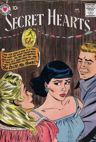 Secret Hearts Vol 1 46