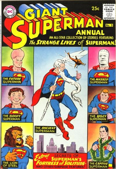 Superman Annual Vol 1 3