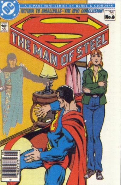 The Man of Steel Vol 1 6