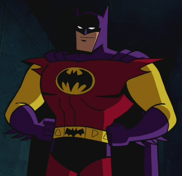 Batman: The Brave and the Bold (TV Series) Episode: The Super-Batman of Planet X!