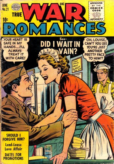 True War Romances Vol 1 21