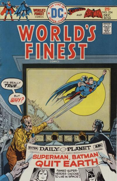 World's Finest Vol 1 234