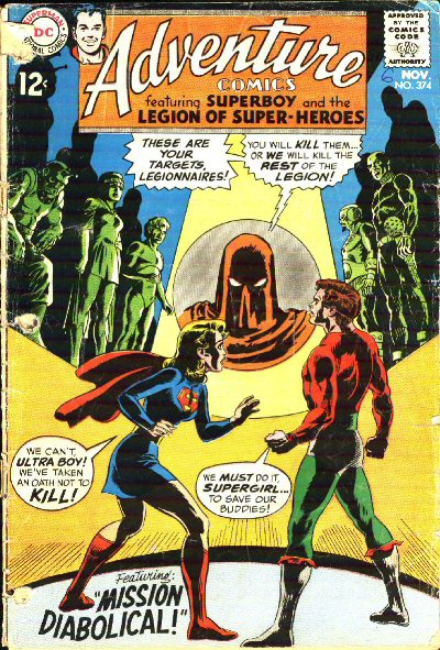 Adventure Comics Vol 1 374