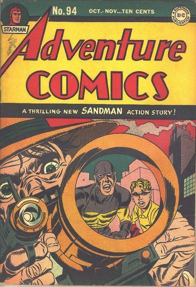Adventure Comics Vol 1 94
