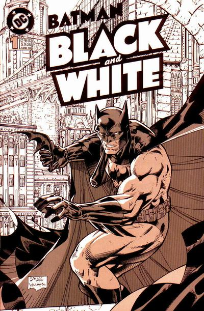 Batman: Black and White Vol 1 1
