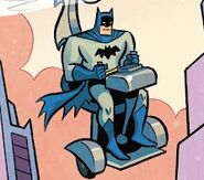 Batman DCAU Earth-D 001