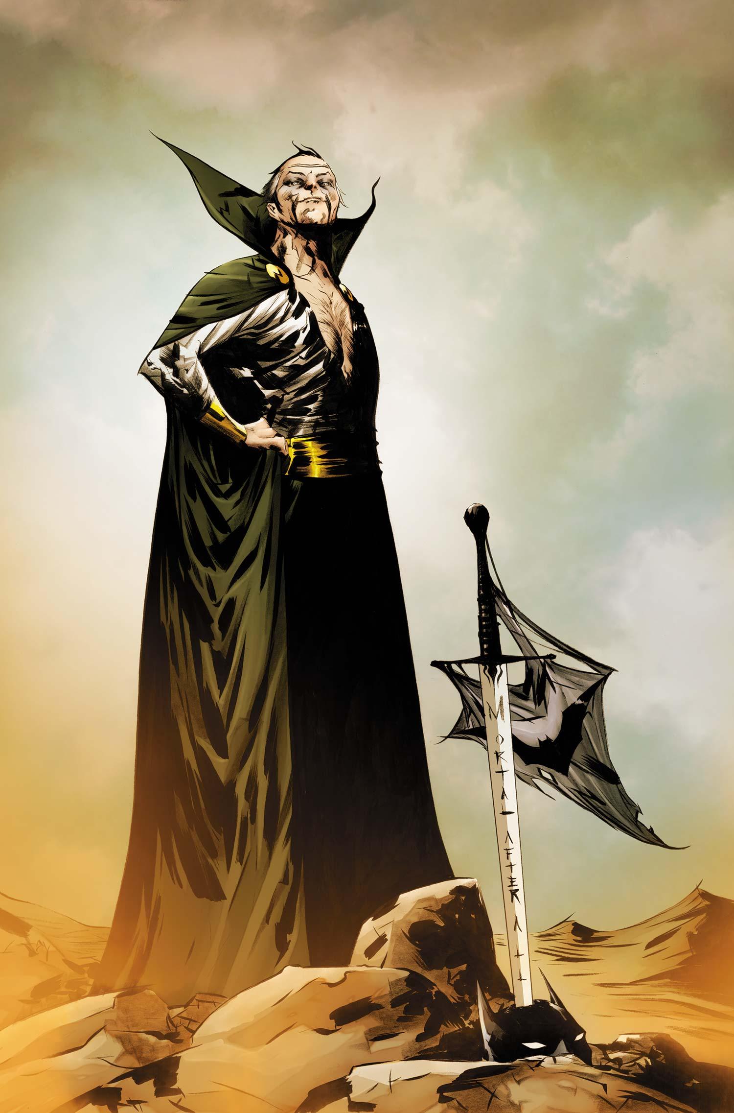 Ra's al Ghul (Prime Earth)