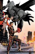 Batman White Knight Presents Harley Quinn Vol 1 5 Textless