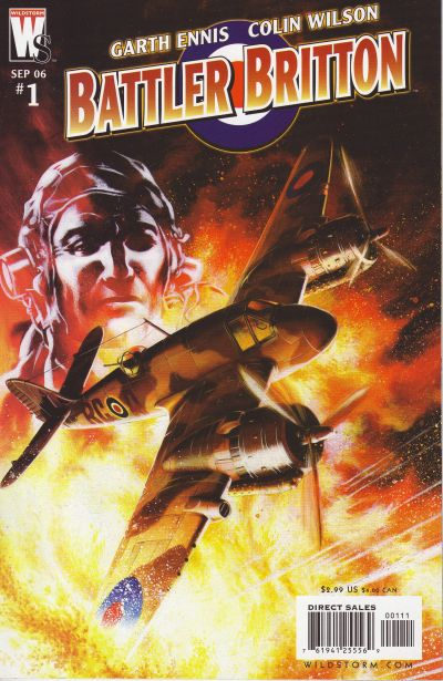 Battler Britton Vol 1 1