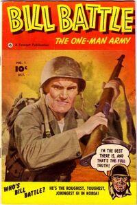 Bill Battle the One Man Army Vol 1 1.jpg