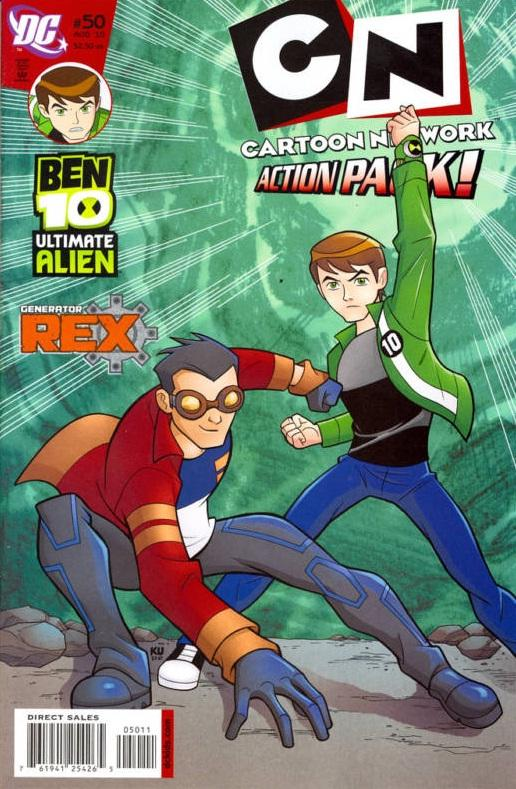 Cartoon Network Action Pack Vol 1 50