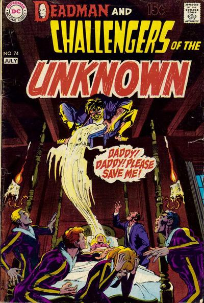 Challengers of the Unknown Vol 1 74