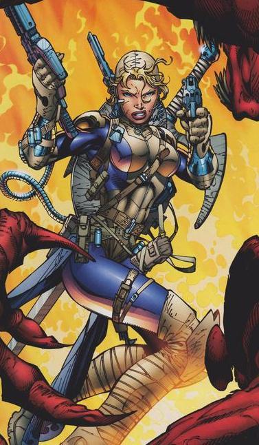 Christine Blaze (Wildstorm Universe)