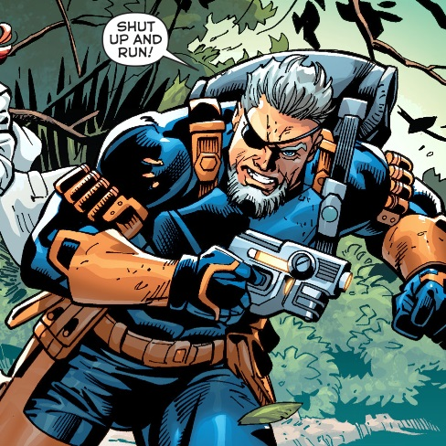 Slade Wilson (Futures End)